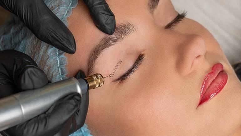 Plasma Lift soin du visage - paupières | Amandi Nails Le Roeulx
